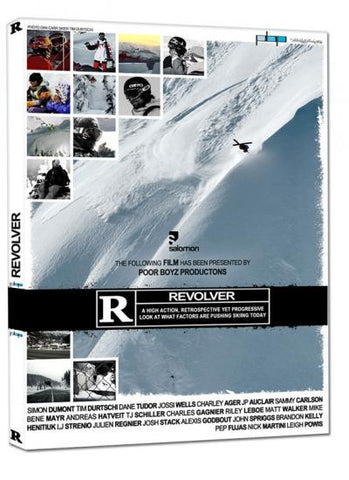 Revolver - Ski Movie - DVD