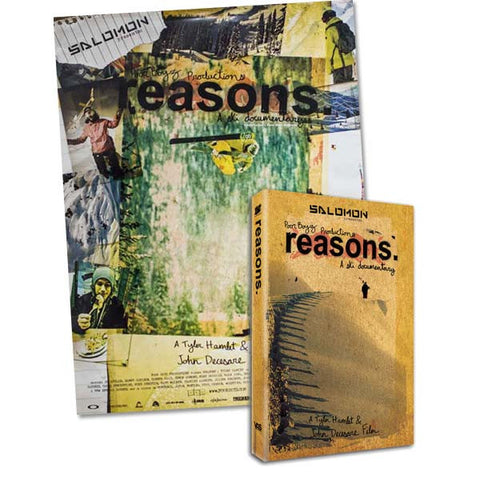 Reasons - DVD + Movie Poster Combo Pack