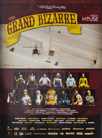 The Grand Bizarre - Movie Poster