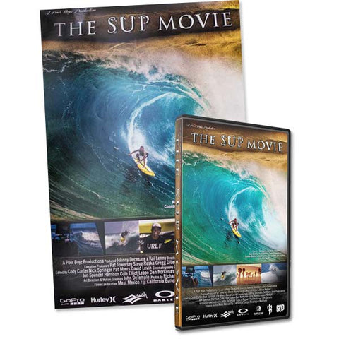 The SUP Movie - Movie + Poster Combo Pack