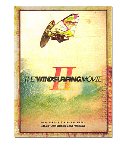 The Windsurfing Movie II - DVD