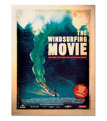 The Windsurfing Movie on DVD