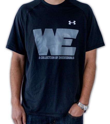 WE:A Collection of Individuals Official Under Armour T-Shirt - Poor Boyz Productions