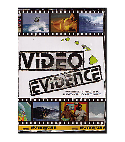 Video Evidence - Ski Movie - DVD