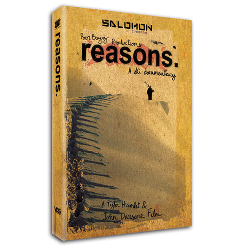 Reasons - Ski Movie - DVD