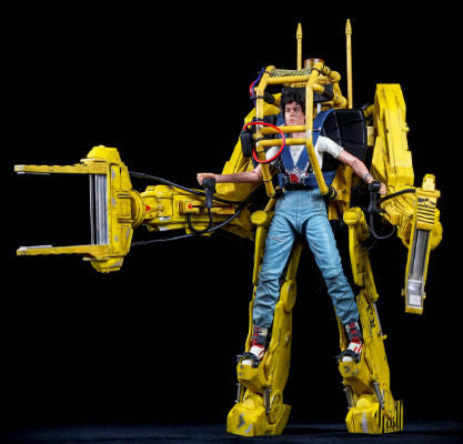 NECA, Aliens Power Loader P-5000. Unboxing and Review.