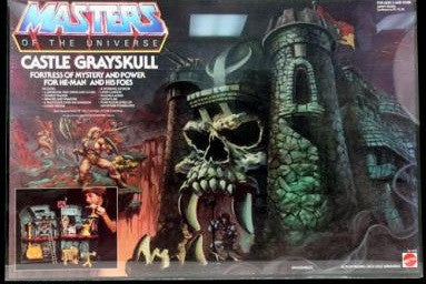 Castle Grayskull Revisited: A Custom Paint Project.