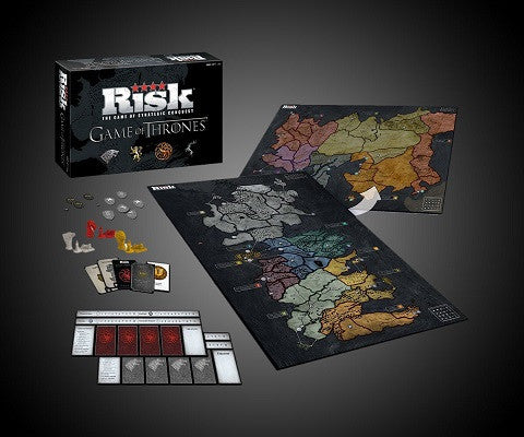 Review: Game of Thrones RISK