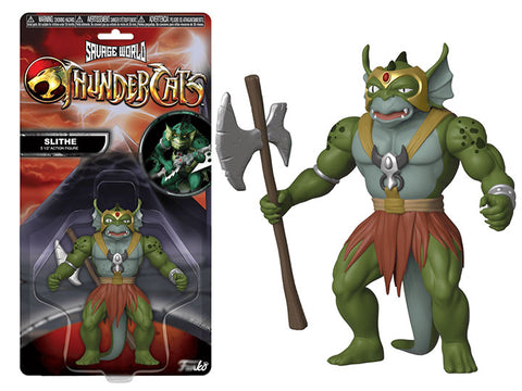 Savage World Thundercats Slithe