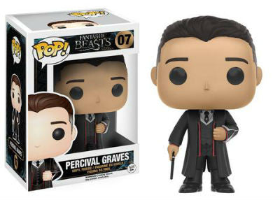 POP! MOVIES: FANTASTIC BEASTS AND WHERE TO FIND THEM - PERCIVAL GRAVES