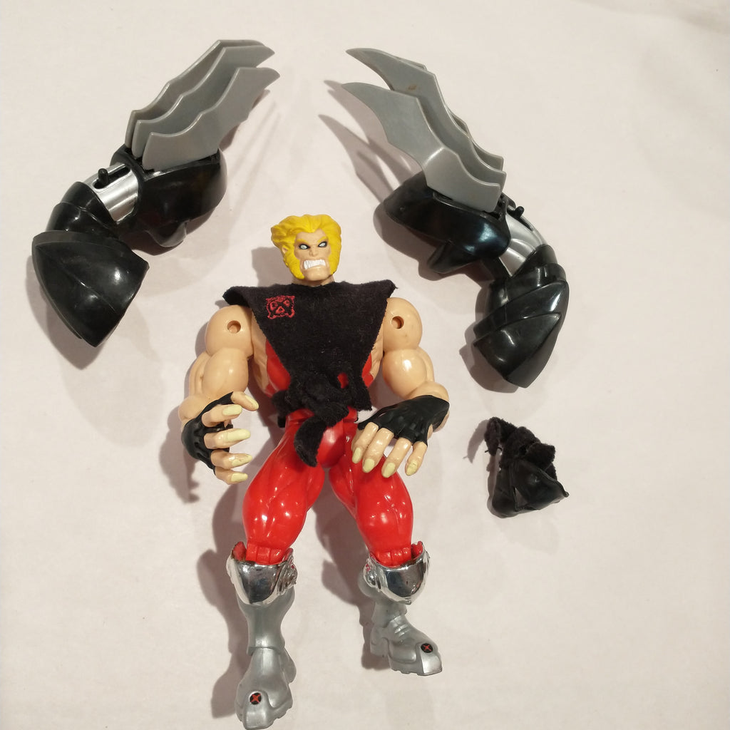 X-Men Ninja Force Sabertooth