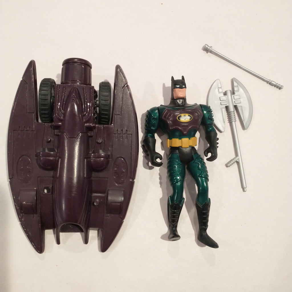 Batman the Animated Series Ground Assault Batman