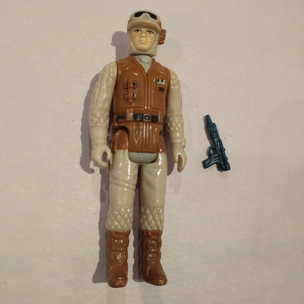 Star Wars the Empire Strikes Back Rebel Soldier