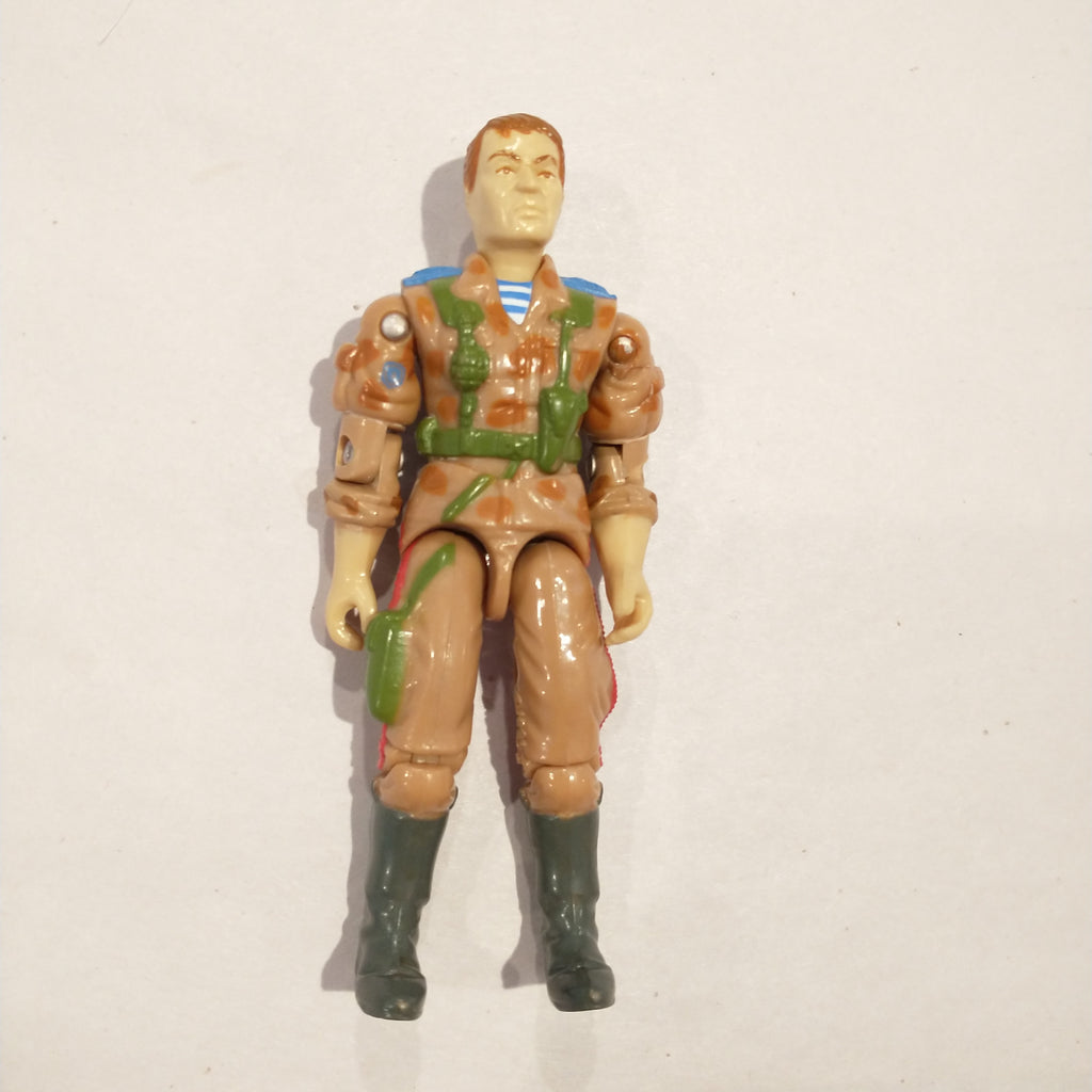 GI JOE Red Star