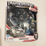 Transformers Dark of the Moon Mechtech Ironhide