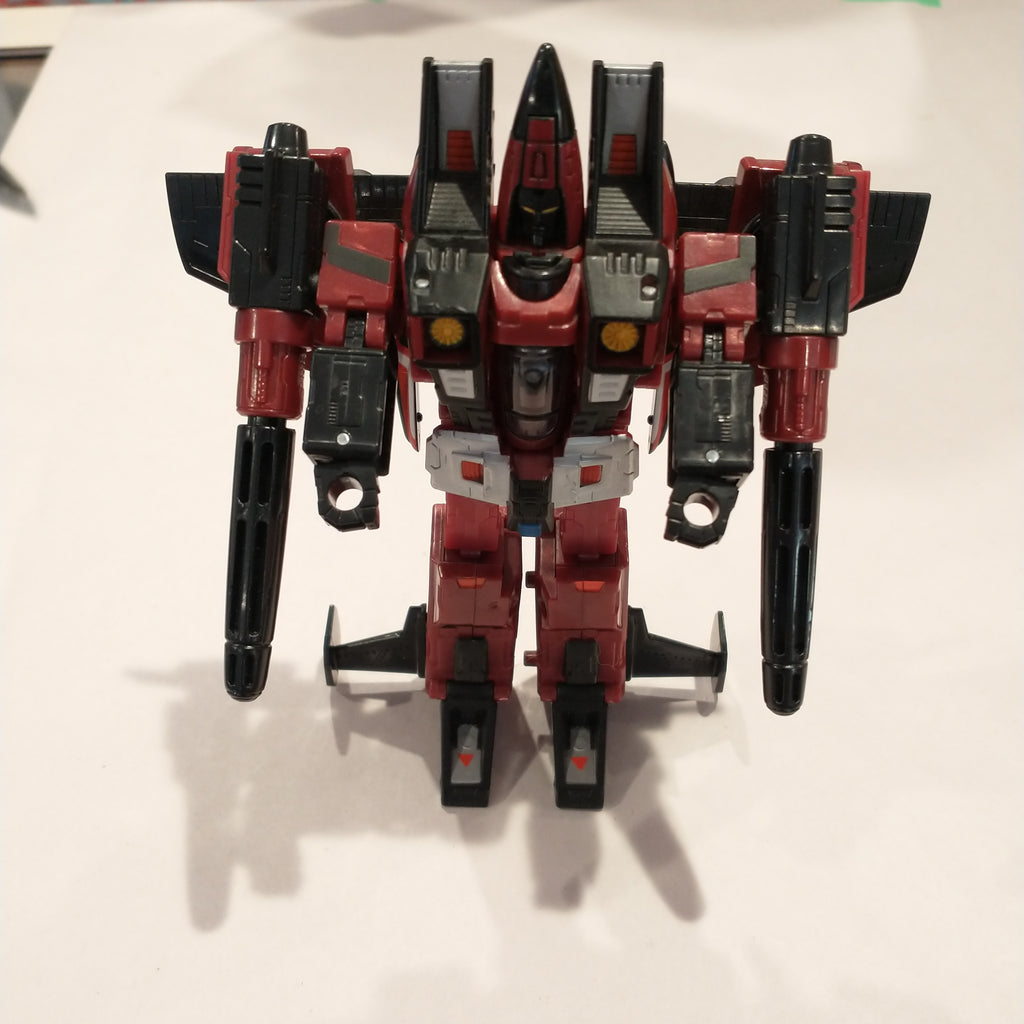 Transformers Games of Deception 2007 BOTCON Exclusive Thrust