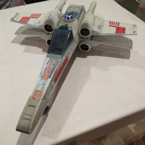 Star Wars Power of the Force X-Wing Fighter