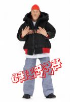 """Weird Al"" Yankovic – 8″ Clothed Action Figure – White and Nerdy"