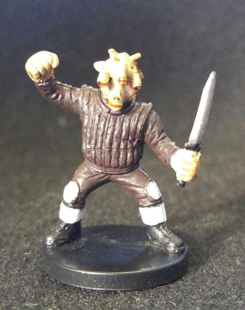 Star Wars Miniatures - 52/60 Fringe 4 Gran Raider