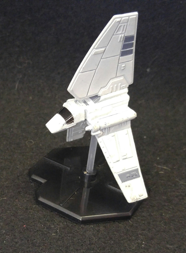 Star Wars Miniatures - 39/60 Dark Side 18, Imperial Shuttle
