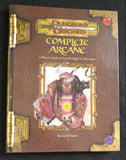 Dungeons & Dragons, 3rd Edition, Complete Arcane