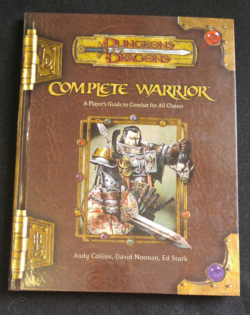Dungeons & Dragons, 3rd Edition, Complete Warrior