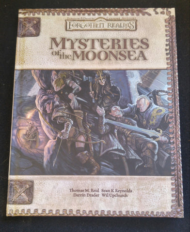 Dungeons & Dragons, Forgotten Realms, 3rd Edition, Mysteries of the Moonsea