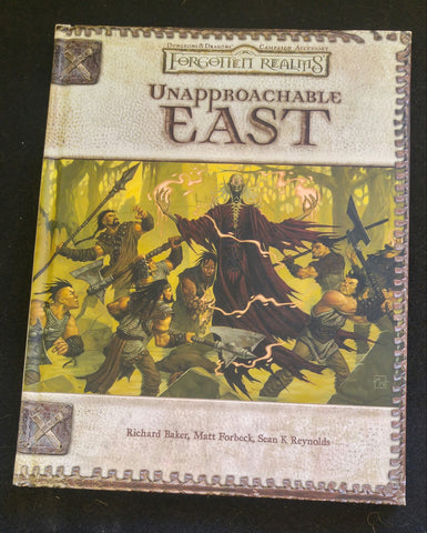 Dungeons & Dragons, Forgotten Realms, 3rd Edition, Unapproachable East