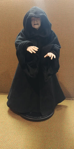 Sideshow Exclusive Emperor Palpatine sixth scale figure