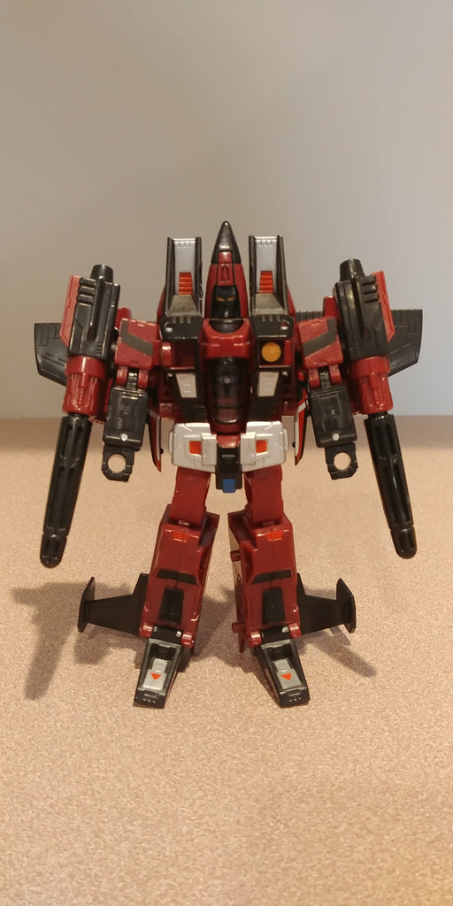 Transformers Classics Deluxe Thrust (Games of Deception Set, 2007 BOTCON exclusive)