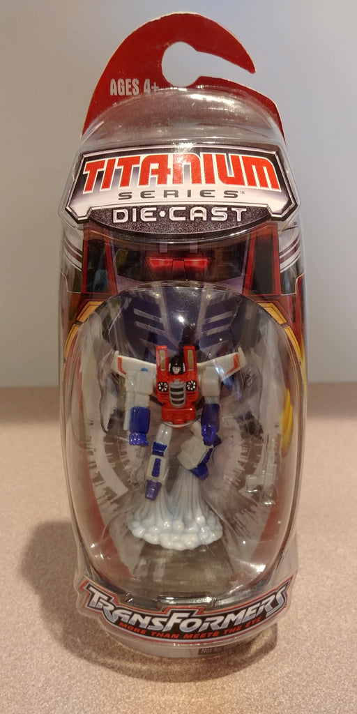 Transformers Titanium Series Diecast Starscream