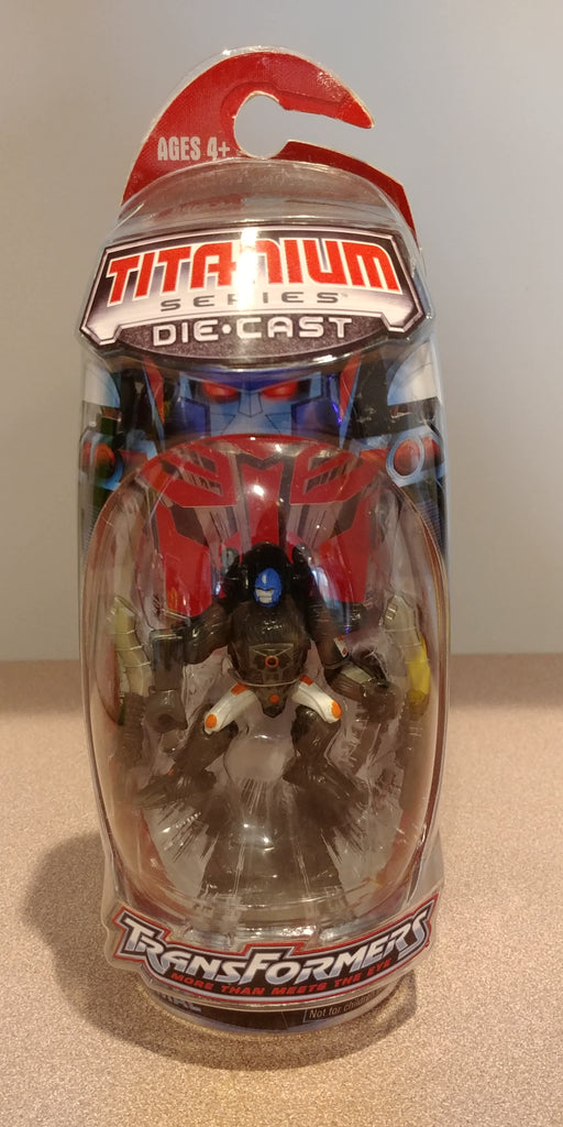 Transformers Titanium Series Diecast Optimus Primal