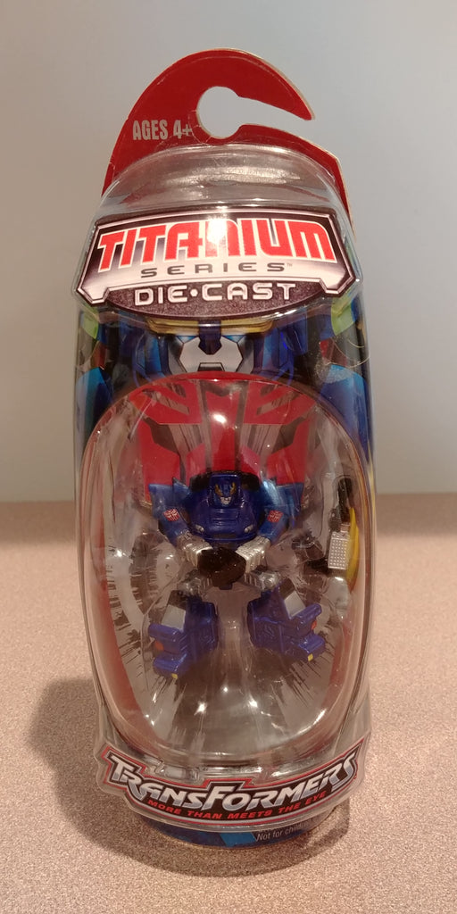 Transformers Titanium Series Diecast Smokescreen
