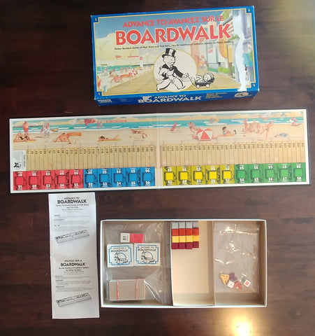 Advance to Boardwalk (1985)