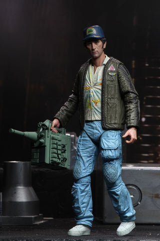 "Alien 7"" Scale Action Figure – 40th Anniversary Brett"