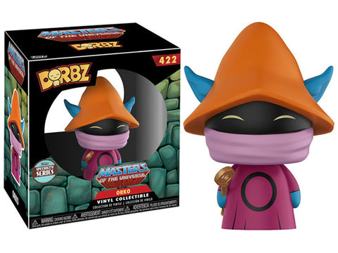 Dorbz: Masters of The Universe Specialty Series - Orko