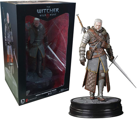 THE WITCHER 3: WILD HUNT --GERALT GRANDMASTER URSINE FIGURE