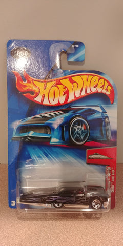 Hot Wheels 2004 First Editions 50/100 Crooze Slikt Back