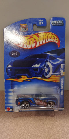 Hot Wheels Dodge Sidewinder