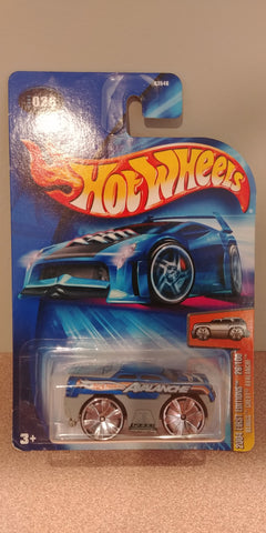 Hot Wheels 2004 First Editions 26/100 Blings Chevy Avalanche