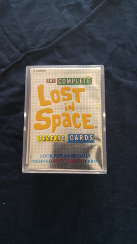 The Complete Lost in Space Trading Cards