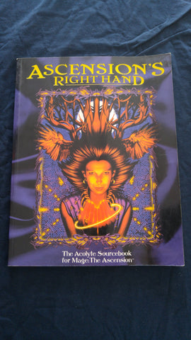 Ascension's Right Hand, The Acolyte Sourcebook for Mage: The Ascension