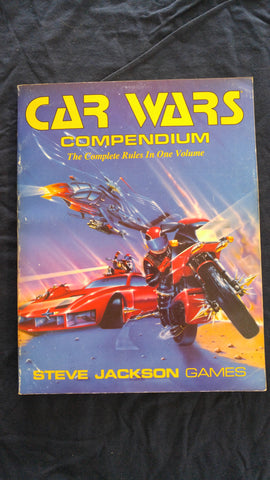 Car Wars Compendium The Complete Rules in One Volume