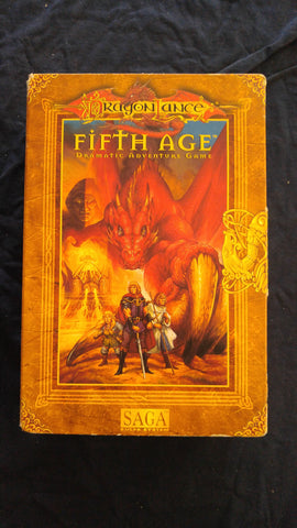 Dragonlance 5th Age Dramatic Adventure Game
