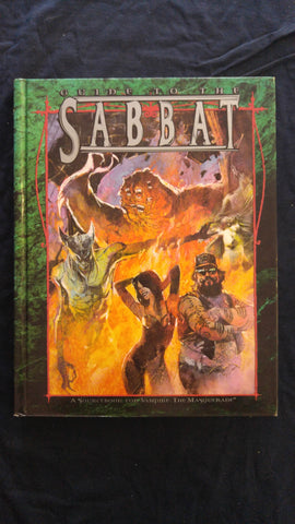 Guide to the Sabat A Sourcebook for Vampire the Masquerade