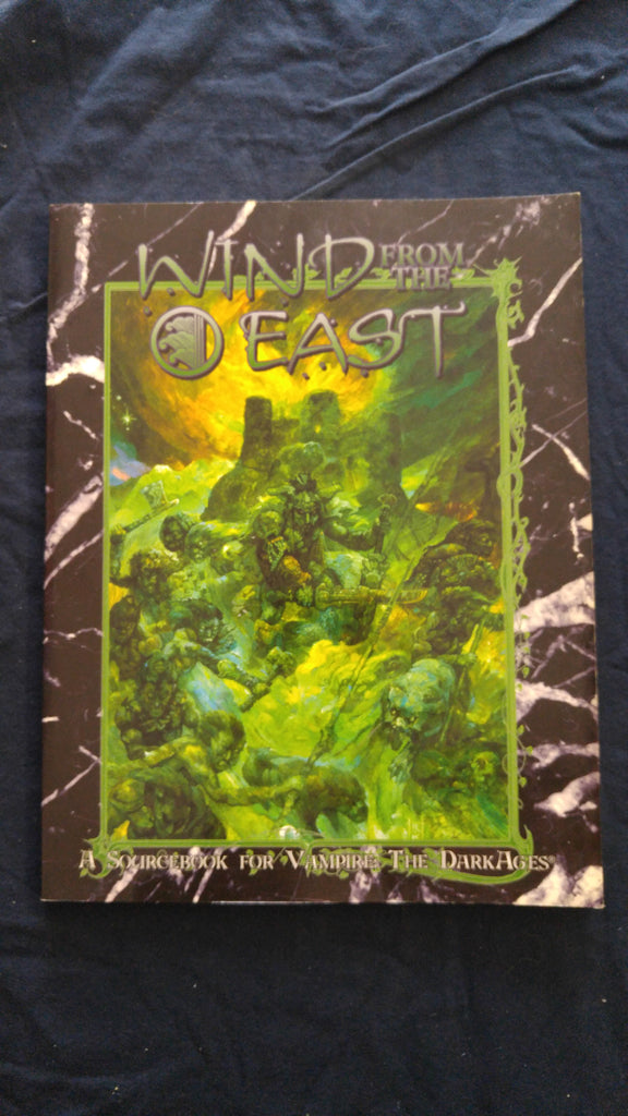 Wind from the East A Sourcebook for Vampire the Dark Ages