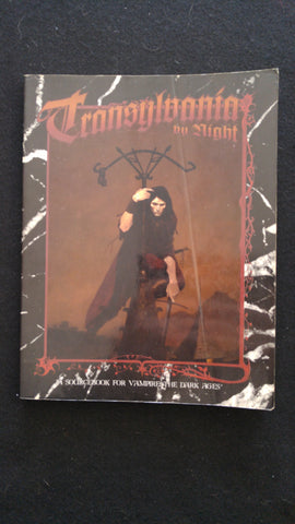 Transylvania By Night A Sourcebook for Vampire the Dark Ages (fair)