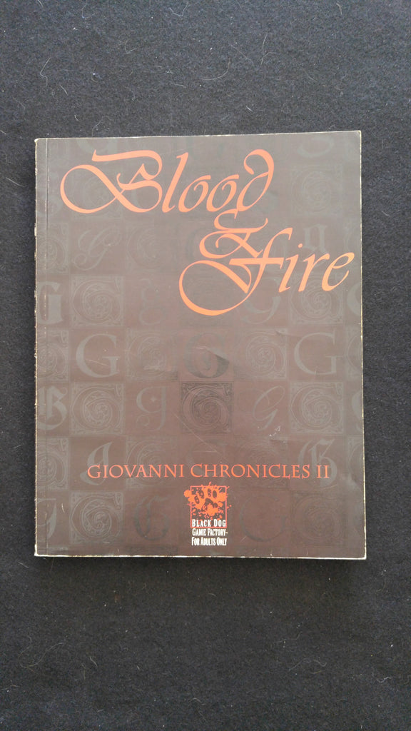 Giovanni Chronicles 2: Blood and Fire (fair)