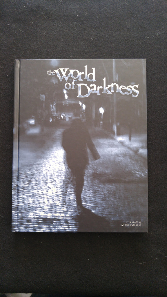The World of Darkness Storytelling System Rulebook