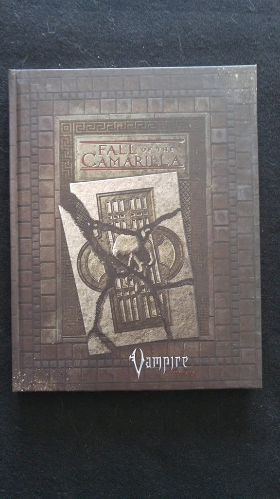 Fall of the Camarilla a Sourcebook for Vampire the Requiem